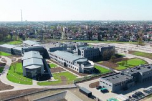 Budimex delivers the first psychiatric hospital in post-war Poland