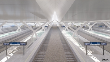 Budimex signs contract for redevelopment of Warsaw West station