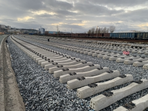 Gdynia Port Railway Junction Already 30% Modernised