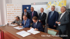 We are beginning construction of the Kashubian Route