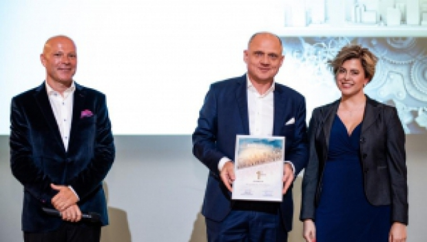 Budimex wins 23rd edition of the Book of Lists 2018 for General Contractors