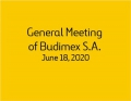 Remuneration policy related to Budimex S.A. and resolution on policies by the Annual General Meeting of Budimex S.A.