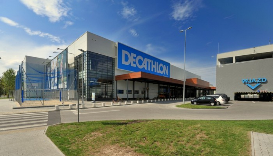decathlon piaseczno. Black Bedroom Furniture Sets. Home Design Ideas